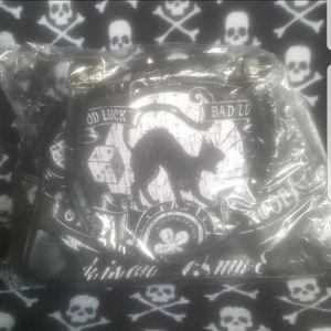liquorbrand Bags - Liquorbrand Jinx Proof Bowler Bag Purse Gothic